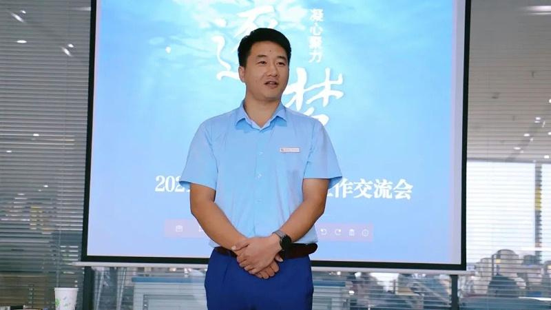 恩德莱长沙公司总经理龚良奇
