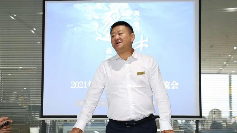 恩德莱昆明公司总经理张玉盛