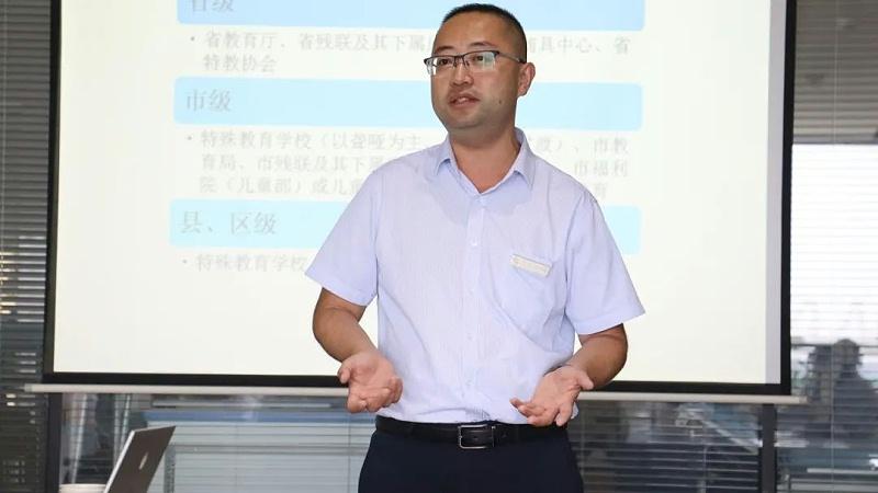 恩德莱贵阳公司总经理邱天丞