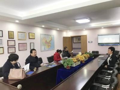吉林省公主岭残联相关领导到访长春恩德莱