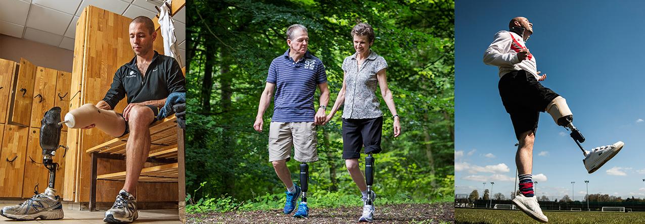 国际品牌加持,恩德莱致力为残障人士提供利来w66网站矫形器定制装配服务