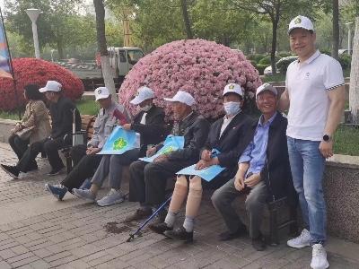 「恩德莱北京」助力张家口市残联举办的第31次全国助残日主题活动