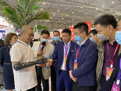 4月8日「2021中国·成都国际康复福祉博览会暨残友嘉年华」隆重举行!