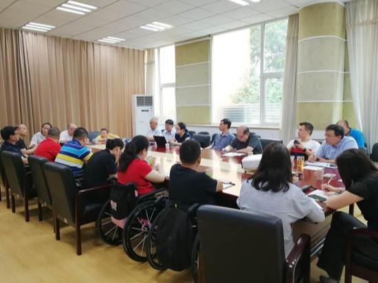 北京市残联无障碍专项行动工作座谈会在京举行