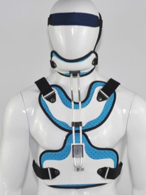 头颈胸A脊柱矫形器