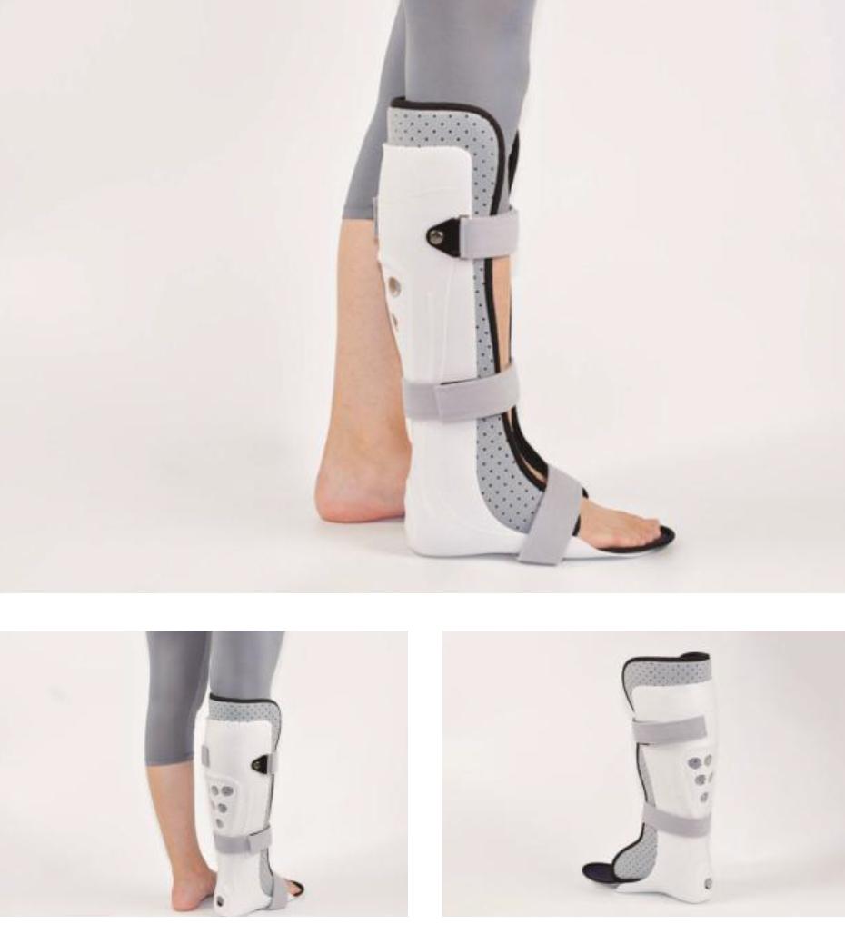 下肢矫形器足托-01