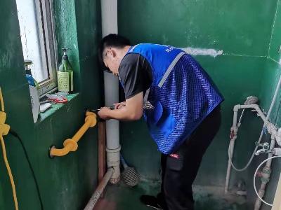 恩德莱通过无障碍居家改造项目,为残疾人营造完善且便利的居家环境