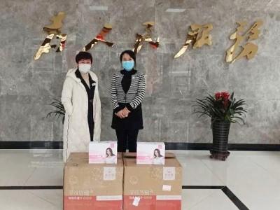 庆【三八国际妇女节】  恩德莱人在行动